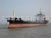 無焊縫聚乙烯塑料船舶運輸槽罐,鋼襯塑船舶運輸槽罐