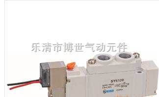 现货日本smc电磁阀 sy5120-6g-01t图片