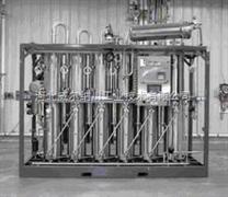 石家庄行唐多效列管蒸馏水机