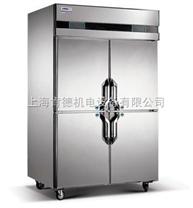 標準款四門雙機雙溫凍柜
