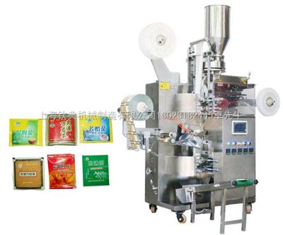 QD-18-11Iran fullautomatic tea bag packing machine
