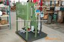 边防板房取暖用3万大卡燃油热水锅炉(35kw)