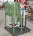 产热量3万大卡的热水锅炉(热水机组含水箱,油箱)