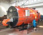 供应750公斤燃油锅炉