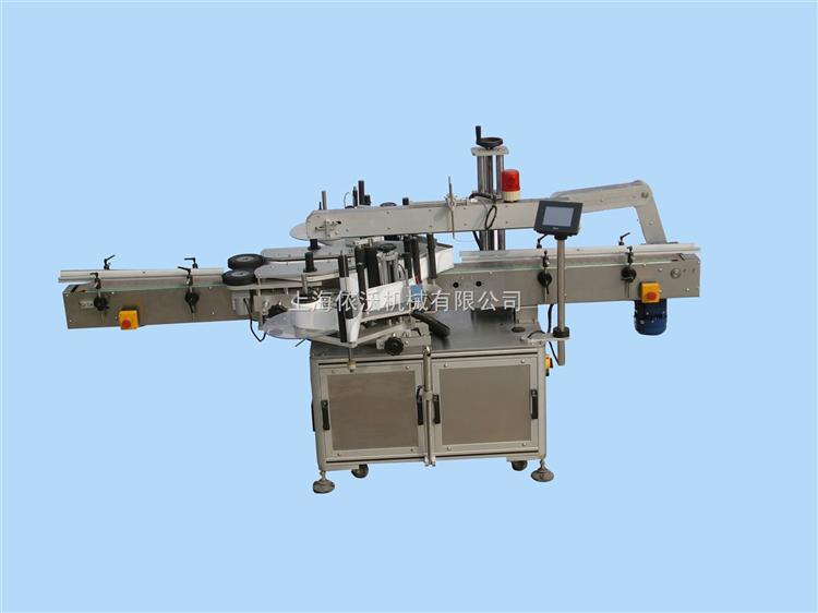 EV-TS200全自动不干胶双面贴标机