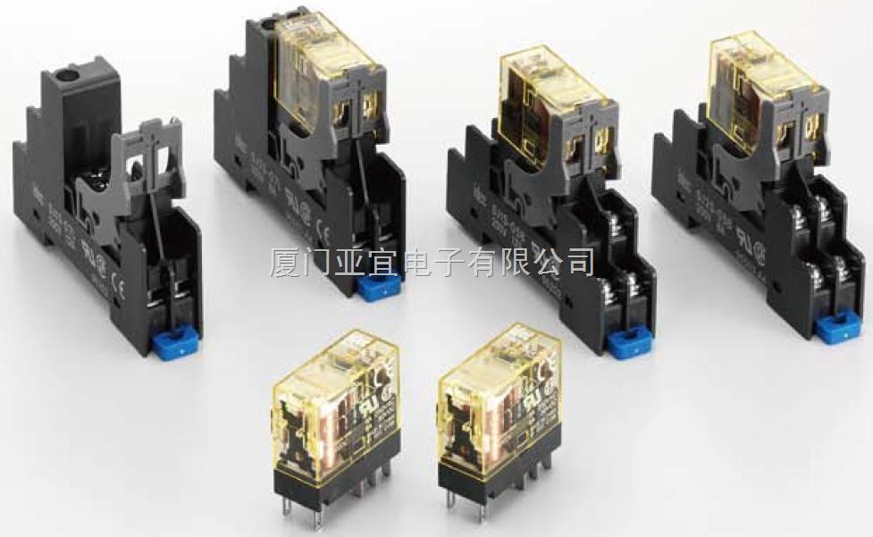 RJ1S-C-A240 RJ1S-CL-A12 RJ2S-C-A24-IDEC和泉电气RJ1S RJ2S系列继电器 ...