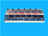 HJ-6A型數顯恒溫多頭磁力攪拌器