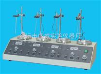 HJ-2A;4A型数显恒温多头磁力搅拌器