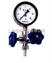 J19W壓力表針型閥