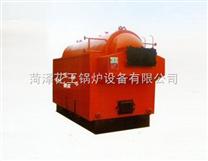 一吨卧式生物质蒸汽锅炉
