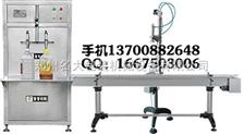 食用油灌装生产线 郑州油类灌装机 定量灌装机