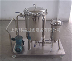 不锈钢大容量活性炭过滤器