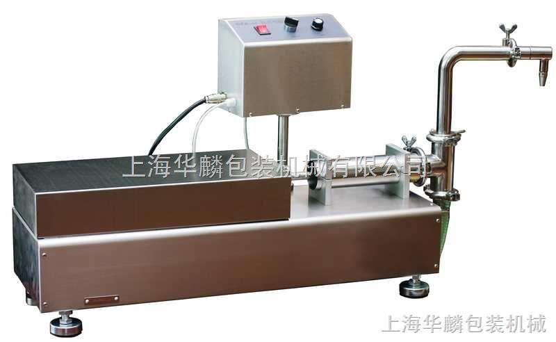 华麟电动液体灌装机