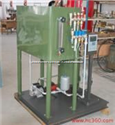 (35kw)供应边防板房取暖用3万大卡燃油热水锅炉