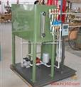 供應邊防板房取暖用3萬大卡燃油熱水鍋爐(35kw)
