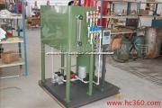 供应热水锅炉(简易取暖油锅炉)