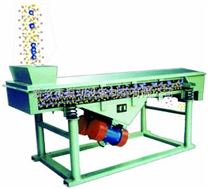 面粉筛分机 多层直线振动筛 淀粉筛分设备1