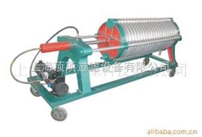 上海棉饼过滤机技术参数