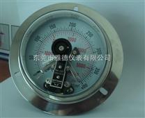 橡膠射出機配套用400KG臺灣款電接點壓力表