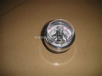 供應60MM軸向普通型1MPA黑色殼電接點壓力表