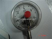 供應100MM徑向8BAR全不銹鋼電接點壓力表