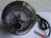 100MM徑向全不銹鋼-1~3KG臺灣款電接點壓力表