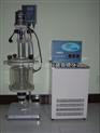 1-3L小型低溫玻璃反應釜、雙層玻璃反應釜、低溫玻璃反應釜