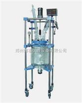BK-30L 双层玻璃反应釜(Z新型,特价,生产厂家)
