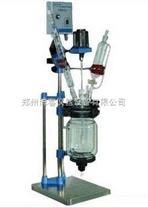 BK-1L 雙層玻璃反應釜(特價,Z新型,廠家直銷)