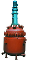 5000L电加热搪玻璃反应罐价格