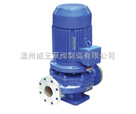 IHGB型立式不銹鋼防爆管道離心泵生產廠家