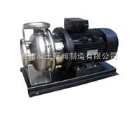 ZS型不锈钢卧式单级离心泵生产厂家,价格,结构图