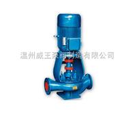ISGB型便拆立式管道離心泵生產廠家