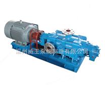 ZPD型自平衡多级泵生产厂家,价格,结构图