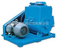 2X型旋片式真空泵生產廠家,價格,結構圖