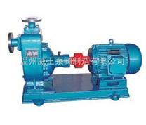ZX系列工业自吸泵生产厂家,价格,结构图