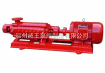 XBD-W臥式多級消防泵供應參數、說明書