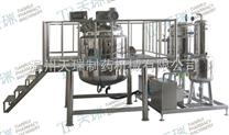 數字化遠程溶膠配料生產機組