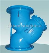Y型管道過濾器GL41H